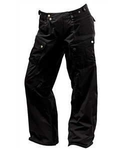 Snowboard Pants in Black